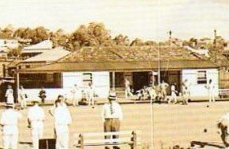 Camden Bowling Club 1942