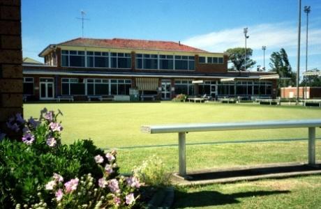 Camden Bowling Club 2004