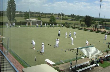 Camden Bowling Club No.2 Green